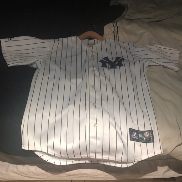 4285716d6 Majestic Other | New York Yankees Cc Sabathia Jersey Pinstripe ...